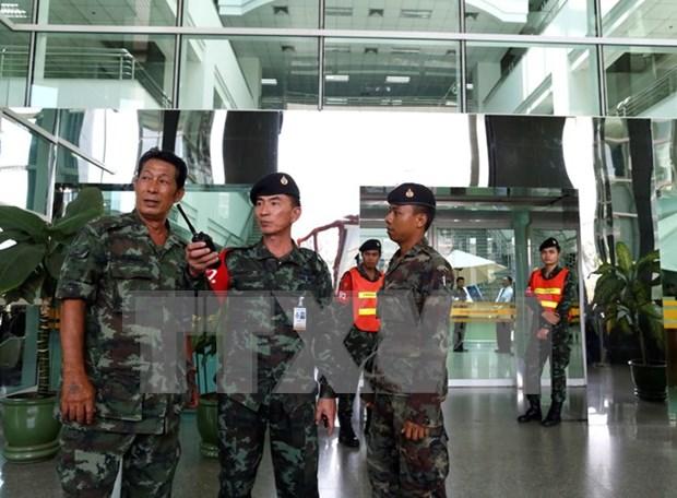 No Vietnamese injured in hospital blast in Bangkok hinh anh 1