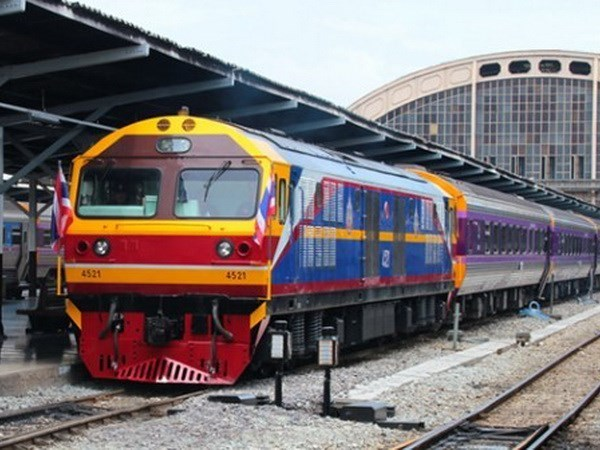 Thailand-China railway project to start in August hinh anh 1