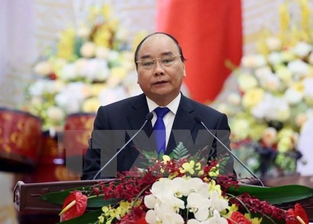 Vietnam, US to talk partnership enhancement during PM Phuc's visit hinh anh 1