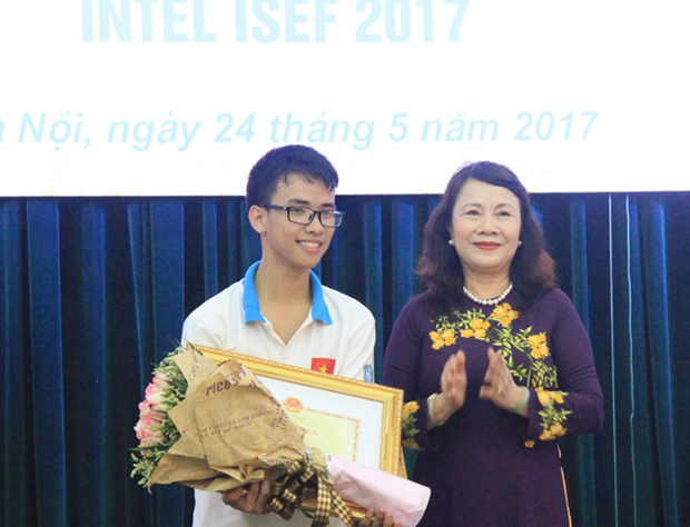 Vietnam ranks third at int'l technology contest hinh anh 1