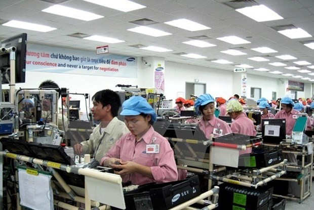 Foreign direct investment picks up nearly 41 percent hinh anh 1