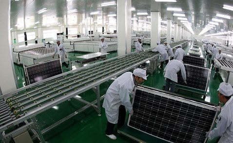 Taiwanese investors interested in Vietnam's solar energy projects hinh anh 1