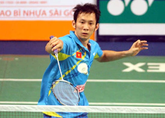 Vietnam win third match at Sudirman Cup hinh anh 1