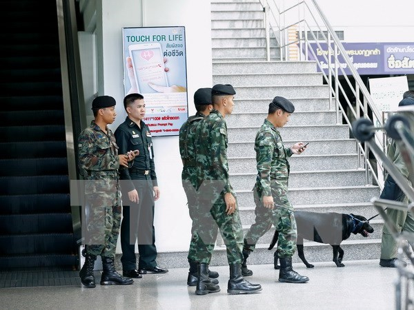 Thailand rules out insurgents' link to bombing hinh anh 1