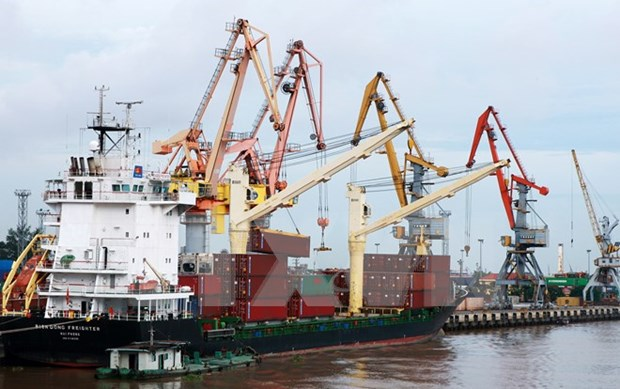 Laos speeds up implementation of seaport agreement with Vietnam hinh anh 1
