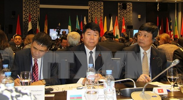 Vietnam suggests ways to ensure int'l info security at Russia meeting hinh anh 1