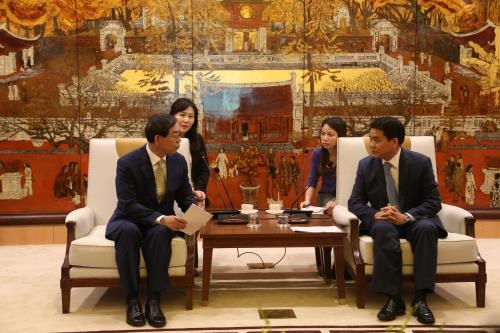 Hanoi looks to welcome more RoK investors hinh anh 1