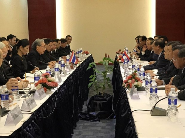 Laos, Thailand target 10 billion USD in two-way trade hinh anh 1