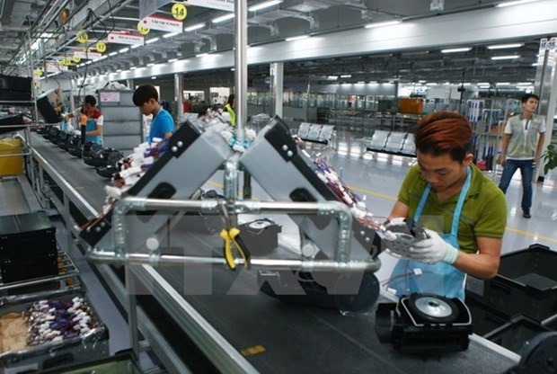 RoK becomes largest FDI investor in Vietnam in five months hinh anh 1