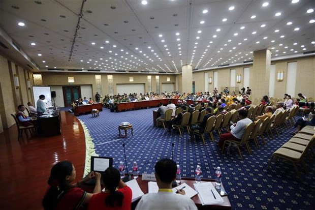Myanmar's peace conference reaches agreement for most points hinh anh 1