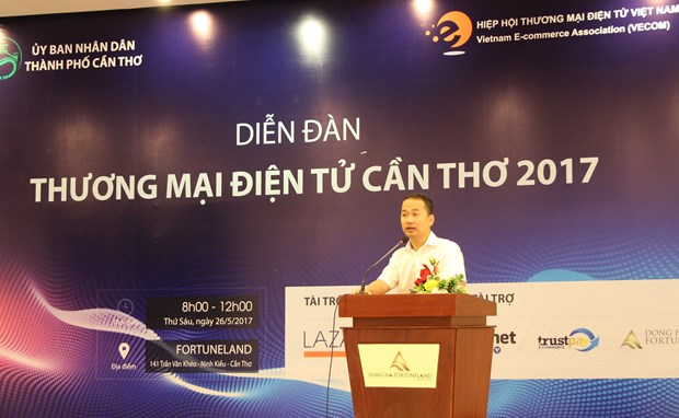 Can Tho hosts e-commerce forum hinh anh 1