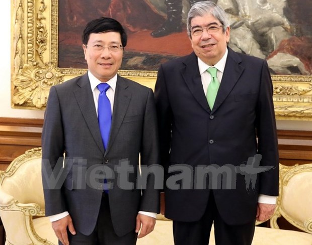 Portugal eyes strengthened ties with Vietnam hinh anh 1
