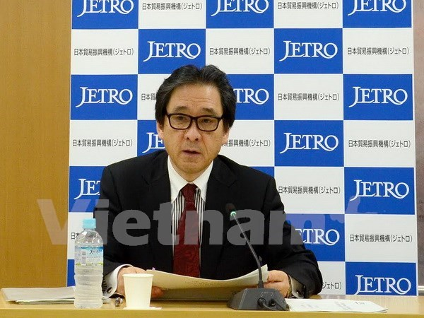 JETRO: Many Japanese firms want to expand investment in Vietnam hinh anh 1