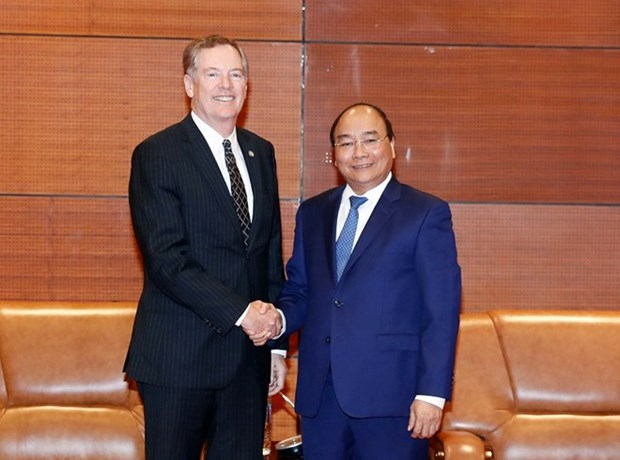 Prime Minister's visit set to forward Vietnam-US relations hinh anh 1