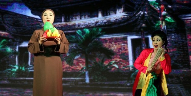 Cheo plays to grace Hanoi stage every week hinh anh 1
