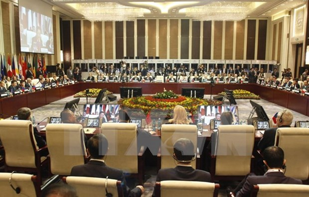Vietnam attends ASEM conference on women's economic empowerment hinh anh 1