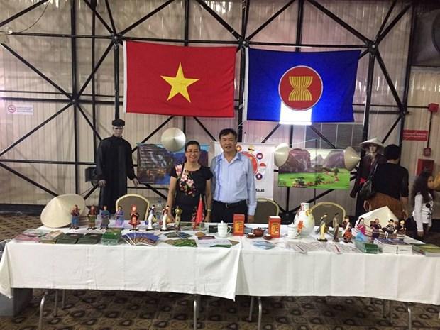 Vietnam joins charity bazaar in Venezuela hinh anh 2