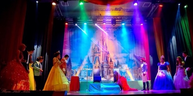 Musical drama to be staged in rural districts on Children's Day hinh anh 1