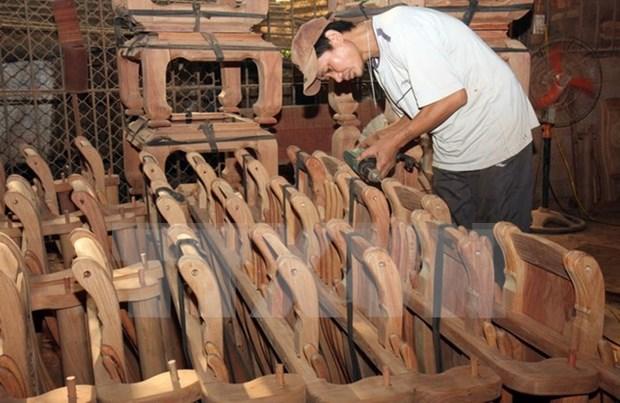 Ministry predicts wood exports at 7.5 billion USD this year hinh anh 1