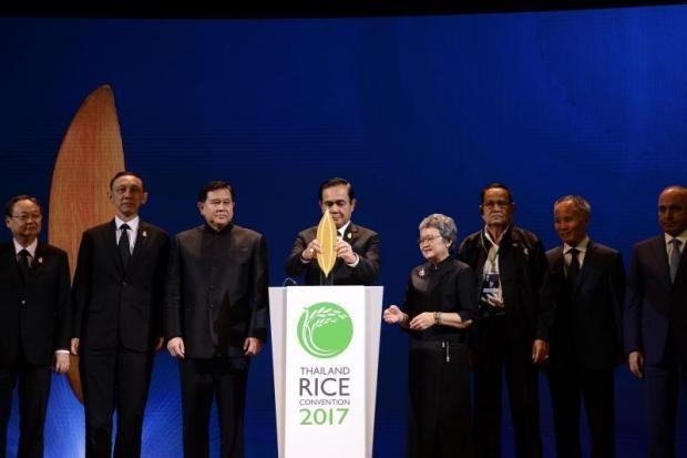 Vietnam attends Thailand Rice Convention 2017 hinh anh 1