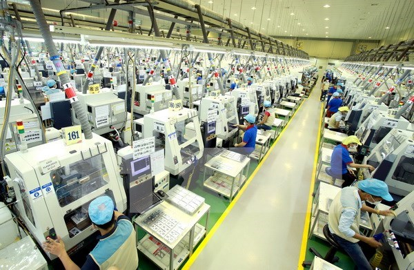 European firms stay positive on Vietnam's business climate hinh anh 1