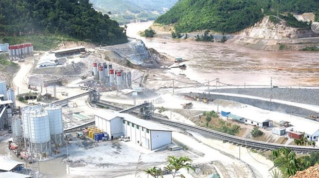 Mekong basin dams pose danger: experts hinh anh 1