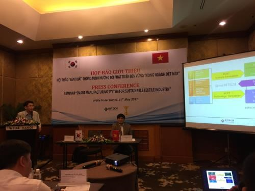 Seminar on sustainable textile industry to be held in Hanoi hinh anh 1