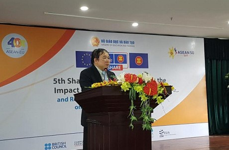 Impacts of qualifications frameworks on higher education discussed hinh anh 1