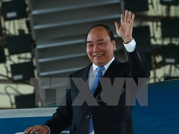 International media give positive view on PM's US visit hinh anh 1
