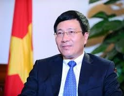 Congratulations to newly-appointed Ecuadorian Foreign Minister hinh anh 1