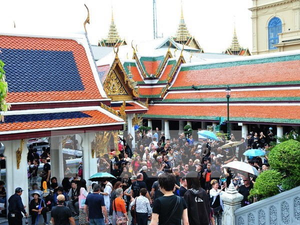 Tourists welcomed to Thailand during royal cremation in October hinh anh 1