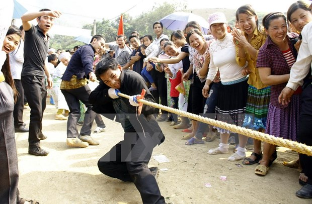 National sport festival of ethnic minorities kicks off hinh anh 1