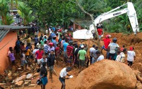 Sympathy to Sri Lanka over calamity losses hinh anh 1