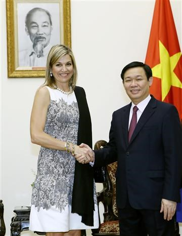 Vietnam, Netherlands share visions on financial policy enforcement hinh anh 1