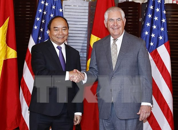 US eyes stronger ties with Vietnam hinh anh 1
