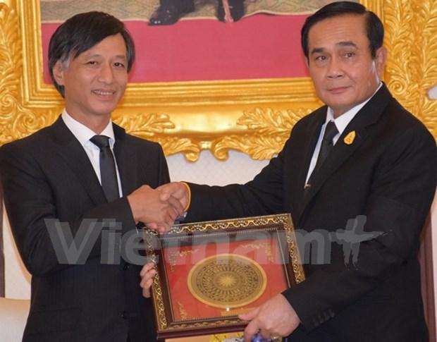 PM Prayut Chan-o-cha: Vietnam-Thailand ties at peak hinh anh 1
