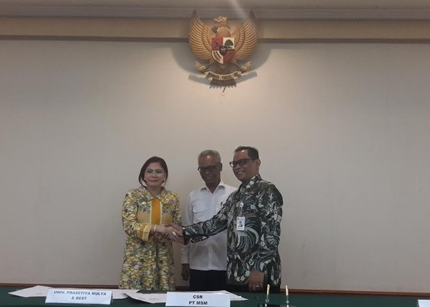 Indonesia develops infrastructure in tourism areas hinh anh 1