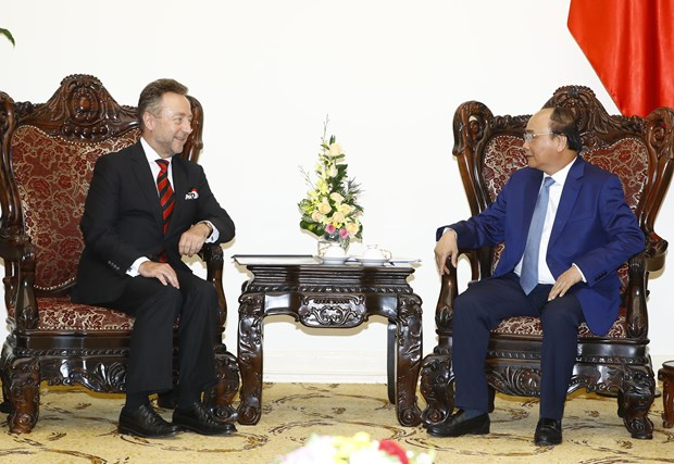 Prime Minister receives Czech Ambassador hinh anh 1