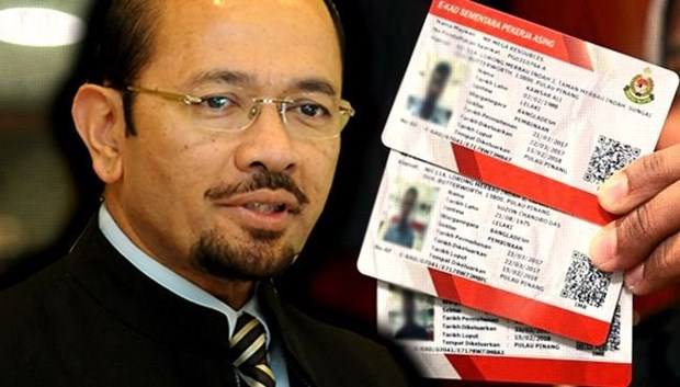 Malaysia deports thousands of immigrants for criminal offence hinh anh 1