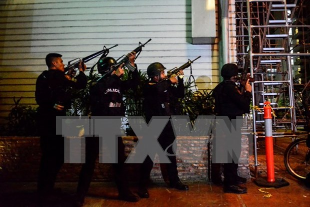 Philippines: Manila resort gunman killed hinh anh 1