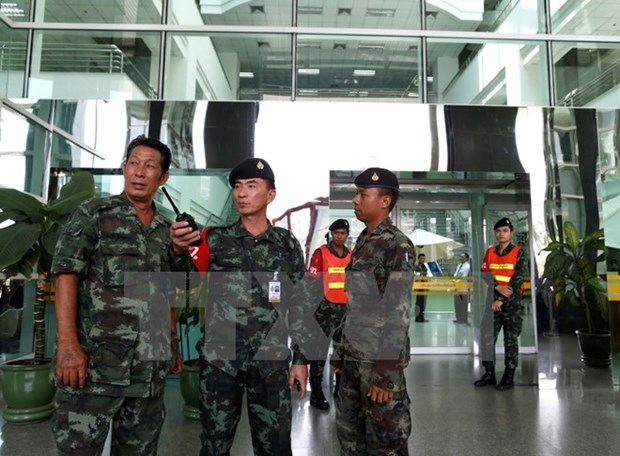 Thailand: Weapons found in parcels in Bangkok hinh anh 1