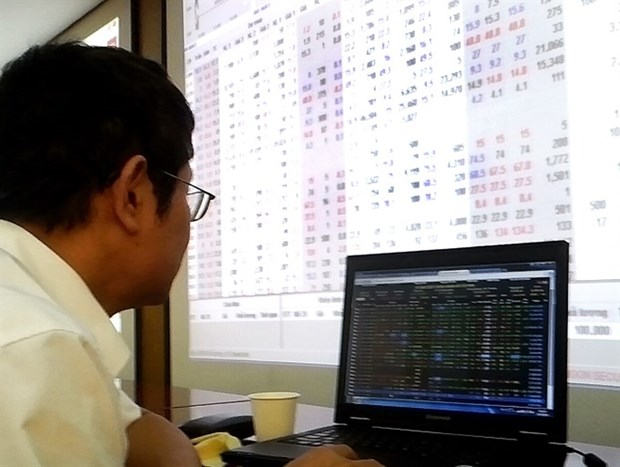 VN Index slips on profits, oil prices hinh anh 1
