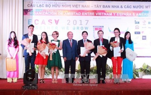 Friendship club for Vietnam, Spanish-speaking countries debuts hinh anh 1