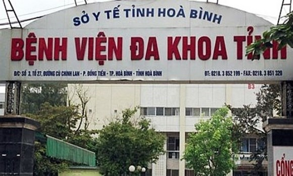One more patient dies in medical incident in Hoa Binh hinh anh 1