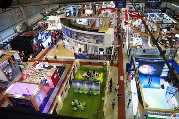 Exhibition on film, television technology to be held in HCM City hinh anh 1