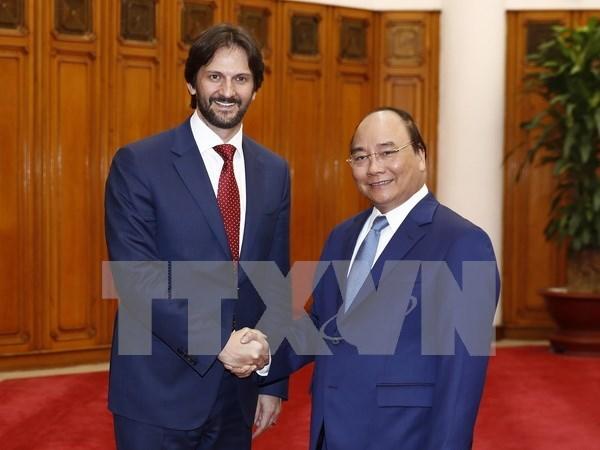 Vietnam, Slovakia beef up security ties hinh anh 2