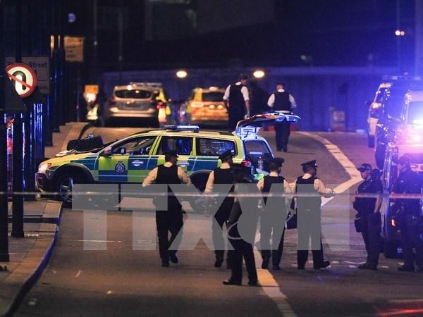 No Vietnamese victims in London Bridge attack: embassy hinh anh 1