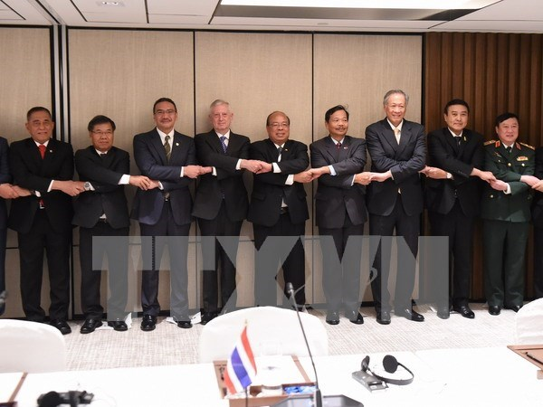 Shangri-La Dialogue promotes regional links to deal with security challenges hinh anh 1
