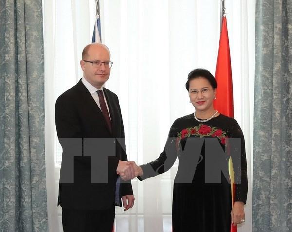 Czech newswire comments on Vietnam-Czech economic prospect hinh anh 1
