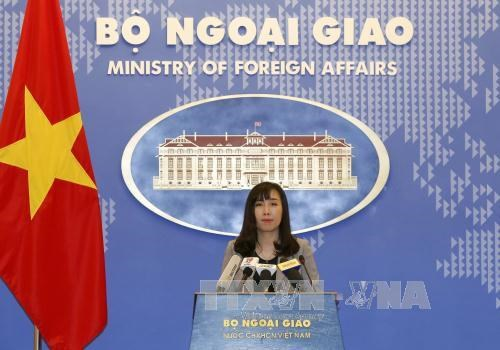 Vietnam condemns terrorist acts in any form hinh anh 1